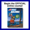 Official online boating safety course for Arizona
