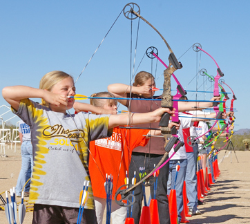 Arizona Archery in the Schools Program Arizona Game and Fish ...