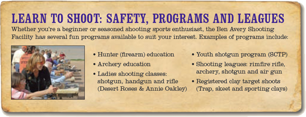 Shooting Classes