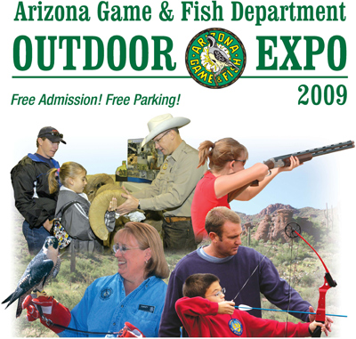 Az game fish outdoor expo march 28 29 this is not for Az game and fish license